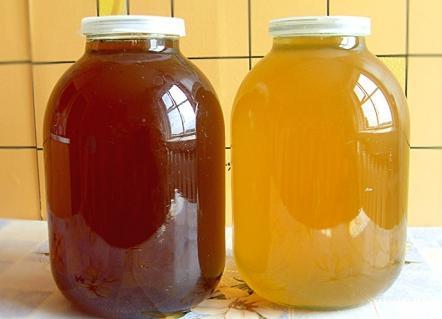 Цены на цветочный и липовый мёд